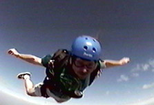 Jump number 17. From video by Tahoe Mike.